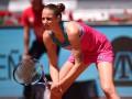 Плишкова решила сломать судейскую вышку ракеткой из-за поражения в Риме