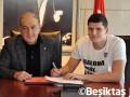 Игрок сборной Украины по гандболу подписал контракт с Бешикташем