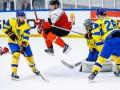 Сборная Украины по хоккею отыгралась с 0:4, но все же уступила Венгрии