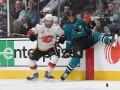 НХЛ: Калгари крупно обыграл Сан-Хосе, Коламбус в овертайме уступил Тампе