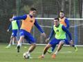 Сирота, Цитаишвили и Попов - в стартовом составе Динамо на матч против Кайрата