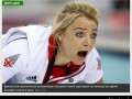 Великолепная Домрачева и крик керлингистки: Итоги одиннадцатого дня Олимпиады (ИНФОГРАФИКА)