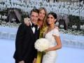 Молодой игрок Торино женился на своей возлюбленной