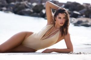 Жаркая модель, ставшая лицом женской сборной Колумбии
