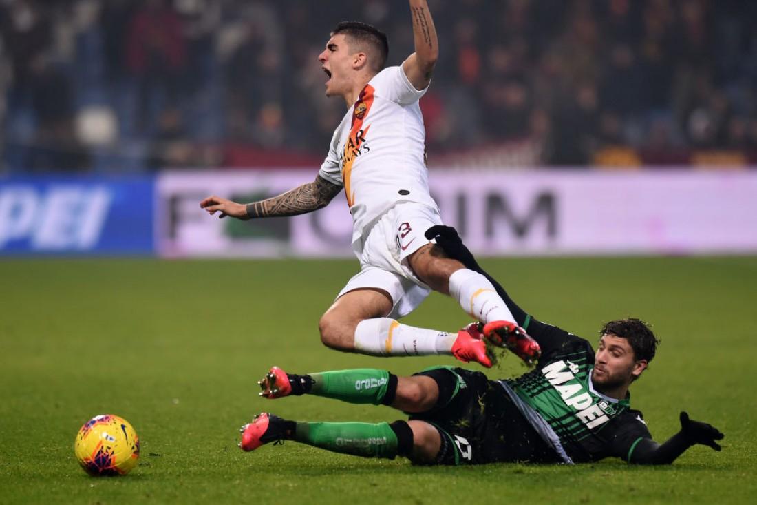 Сассуоло - Рома: видео голов и обзор матча