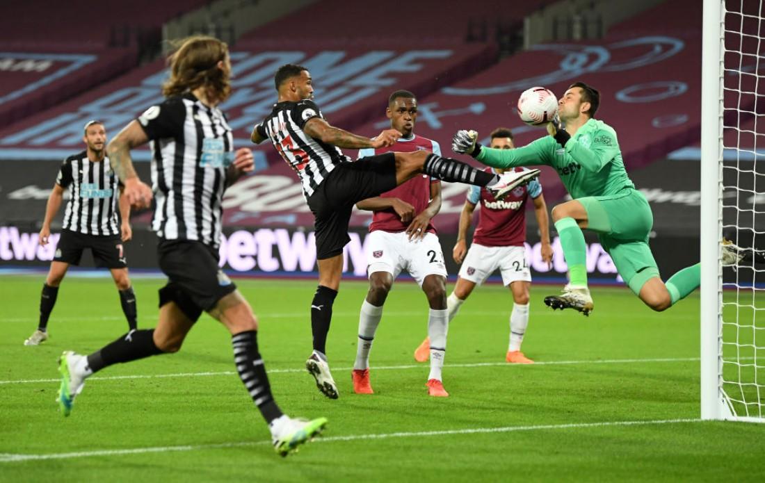 Вест Хэм - Ньюкасл: видео голов и обзор матча