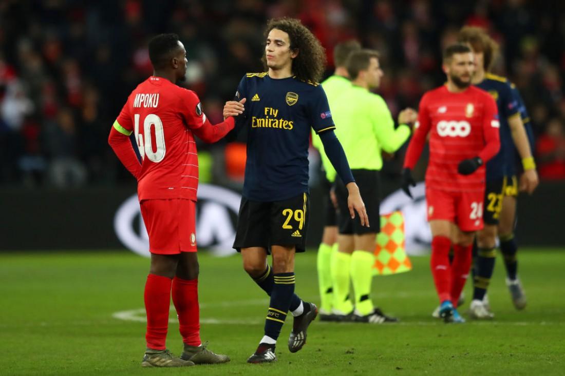 Стандард - Арсенал: видео голов и обзор матча