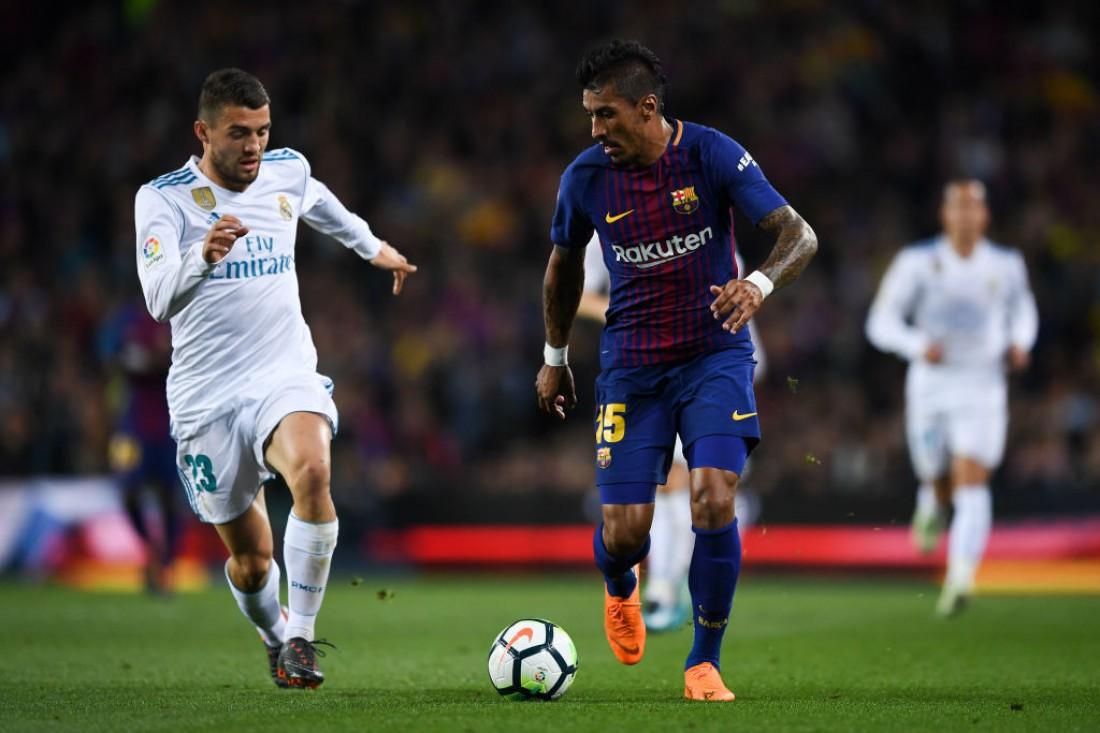 Барселона – Реал: видео онлайн трансляция матча