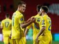 Сборная Украины перед стартом Евро-2020 проведет два товарищеских матча