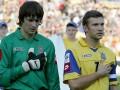 Шевченко - Шовковскому: Твоя карьера - пример для молодых игроков