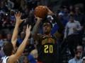 Крутой бросок Коллинса и проход Адамса - среди лучших моментов дня в НБА