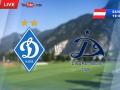 Динамо Киев – Динамо Тбилиси 2:0 Видео трансляция товарищеского матча