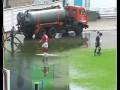 Кругом вода. Суровый футбол в чемпионате Казахстана