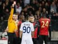 Экс-арбитр FIFA: Ярмоленко удалили заслуженно, гол Олимпиакоса отменили правильно