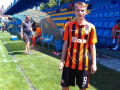 Шахтер подписал контракт с форвардом из Беларуси