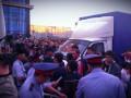 Фанаты Актобе после матча пытались атаковать автобус Динамо