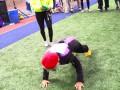 100-летняя женщина установила мировой рекорд в беге на 100 метров
