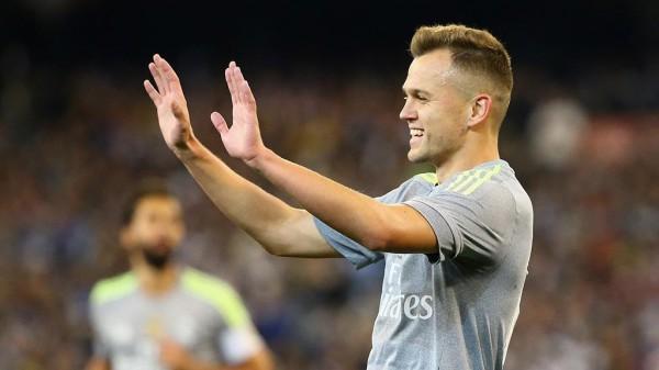 «Реал» исключили изКубка Испании из-за русского игрока