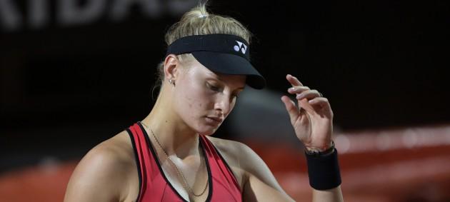 Ястремская подала апелляцию на отстранение от соревнований