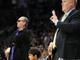 Джек Николсон и Джордж карл соревнуются, кто лучше изобразит тренера Наггетс