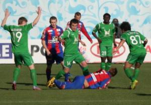 Россия: Кубань побеждает, Динамо не справилось с Тереком