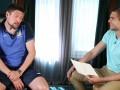 Селезнев принял участие в футбольной викторине и набрал 22 очка из 30