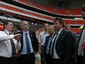 Генсек UEFA: Донбасс Арена - один из красивейших стадионов в Европе