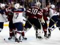 США вырвала победу у сборной Латвии на ЧМ-2017 по хоккею