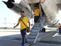 Металлист прилетел в Румынию на матч с Динамо