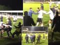 Товарищеский матч молодежных команд в Англии перерос в массовую драку