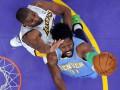 NBA. Денвер ломает Лейкерс, а Никс ломают традиции Айзеии Томаса
