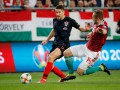 Венгрия - Хорватия 2:1 видео голов и обзор матча отбора на Евро-2020