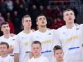 Стало известно, кто попал в расширенный список сборной Украины на отбор к Евробаскету