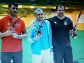Украинец Омельчук выиграл этап Кубка мира по стрельбе