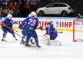 Хоккей: Россия без проблем добывает путевку в полуфинал