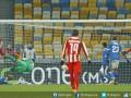 Гол или нет? Видео незасчитанного гола в ворота Днепра