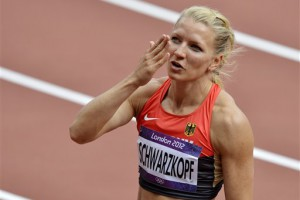 Лили Шварцкопф отспорила серебряную медаль
