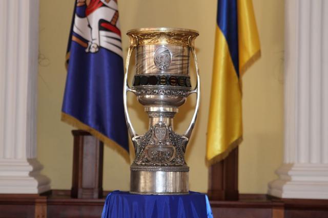 Трофей КХЛ выставлен в столичной мэрии