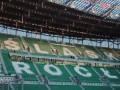 Футбольная красота. Timelapse матча Польши и Италии