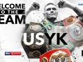 Усик: Теперь стоит ожидать моих боев против лучших имен в мировом боксе