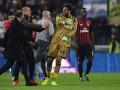 Игроки Милана разнесли раздевалку Ювентуса