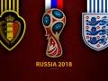 Бельгия – Англия 2:0 онлайн трансляция матча ЧМ-2018