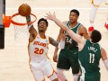 НБА: Атланта шокировала Милуоки, Бруклин обыграл Финикс