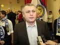 Динамовцы поздравили Шахтер с блестящей победой