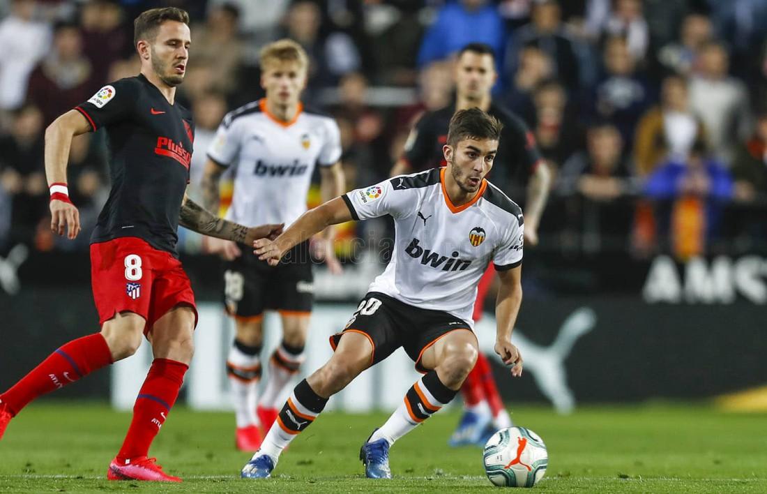Валенсия - Атлетико: видео голов и обзор матча
