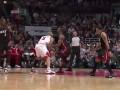 Элитная баскетбольная симуляция. Криса Боша нокаутировал ветер