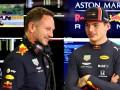 Хорнер: Мы не в полной мере понимаем, как Ферстаппену удалось выиграть Гран-при Австрии