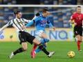Наполи минимально обыграл Ювентус в матче чемпионата Италии