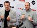 Фьюри рассказал о том, как победил Кличко в сауне