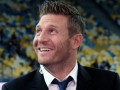 Воронин: Мечтаю, чтобы сборная Украины играла в финале